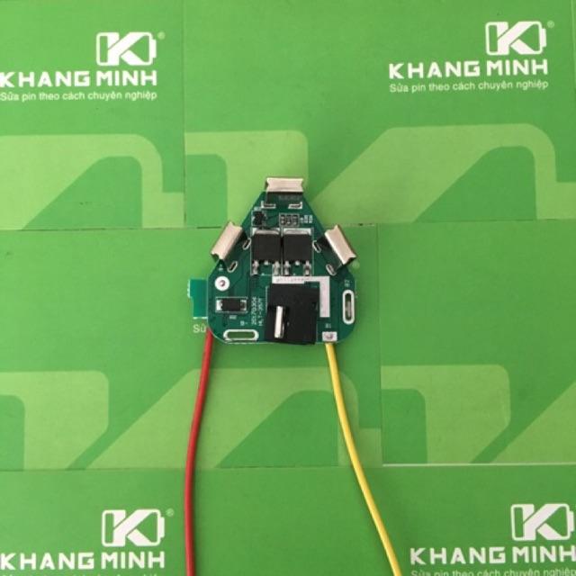 KM Mạch Makita 3S 12.6V, sạc và bảo vệ cell Li-ion, chuyên dùng cho pin máy khoan Makita 10.8v - 11. - 2950951 , 224490859 , 322_224490859 , 40000 , KM-Mach-Makita-3S-12.6V-sac-va-bao-ve-cell-Li-ion-chuyen-dung-cho-pin-may-khoan-Makita-10.8v-11.-322_224490859 , shopee.vn , KM Mạch Makita 3S 12.6V, sạc và bảo vệ cell Li-ion, chuyên dùng cho pin máy kho