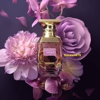 Nước hoa unisex Afnan Violet Bouquet EDP. 10ml mẫu thử thumbnail