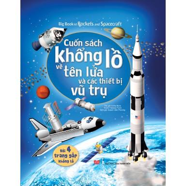 Sách song ngữ :Big Book về các thiết bị vũ trụ