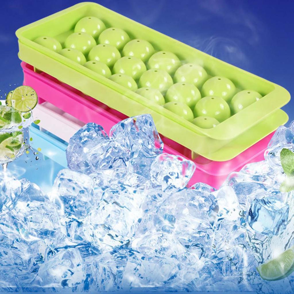 Silicone 160 Cavité Mini Square Ice Cube Tray Mold Maker Moule hhbb Vendeur Britannique