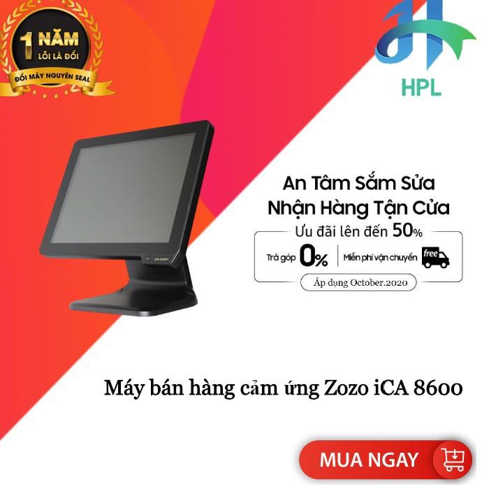 Máy bán hàng cảm ứng Pos Zozo iCA 8600