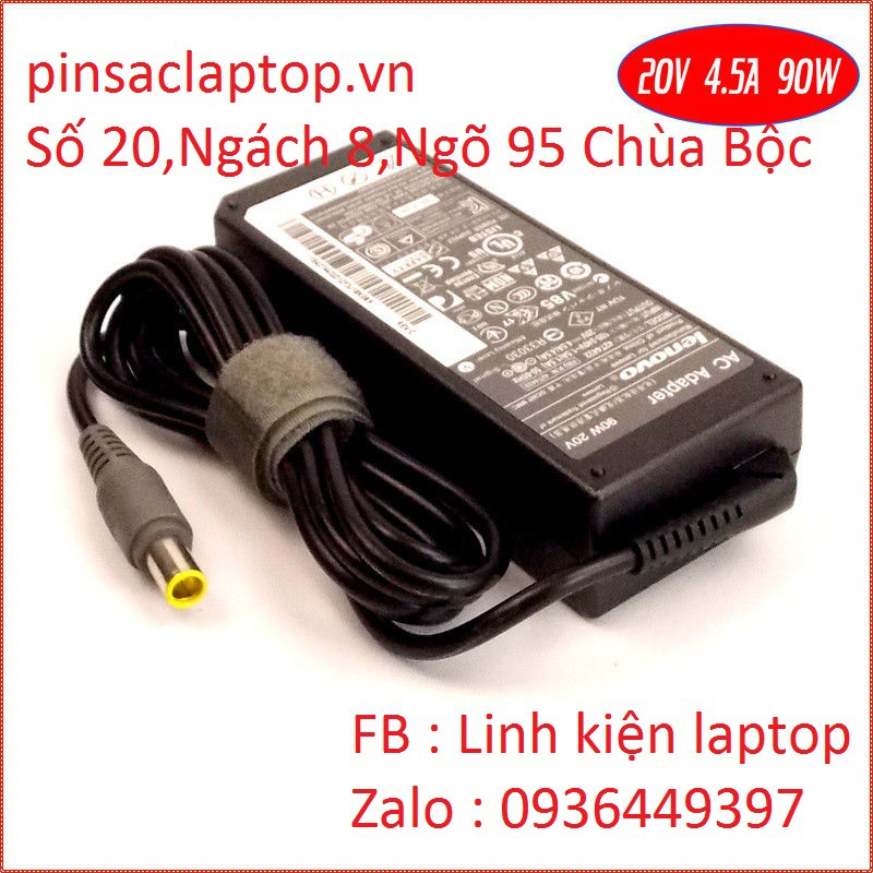 Sạc Adapter Laptop Lenovo Thinkpad X121