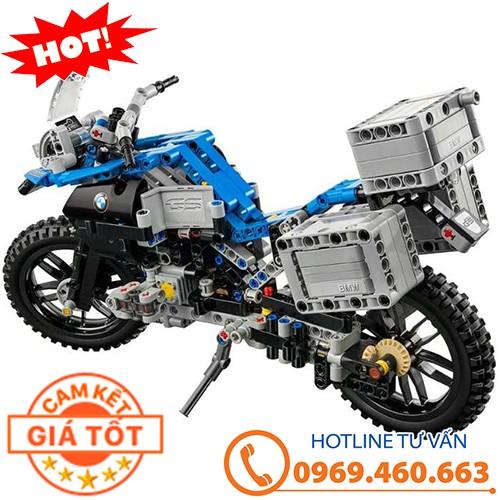 Đồ chơi Lego Xếp hình 38022 Technology lắp ghép xe BMW R1200GS (603 Chi tiết) - 10083332 , 1014736708 , 322_1014736708 , 550000 , Do-choi-Lego-Xep-hinh-38022-Technology-lap-ghep-xe-BMW-R1200GS-603-Chi-tiet-322_1014736708 , shopee.vn , Đồ chơi Lego Xếp hình 38022 Technology lắp ghép xe BMW R1200GS (603 Chi tiết)