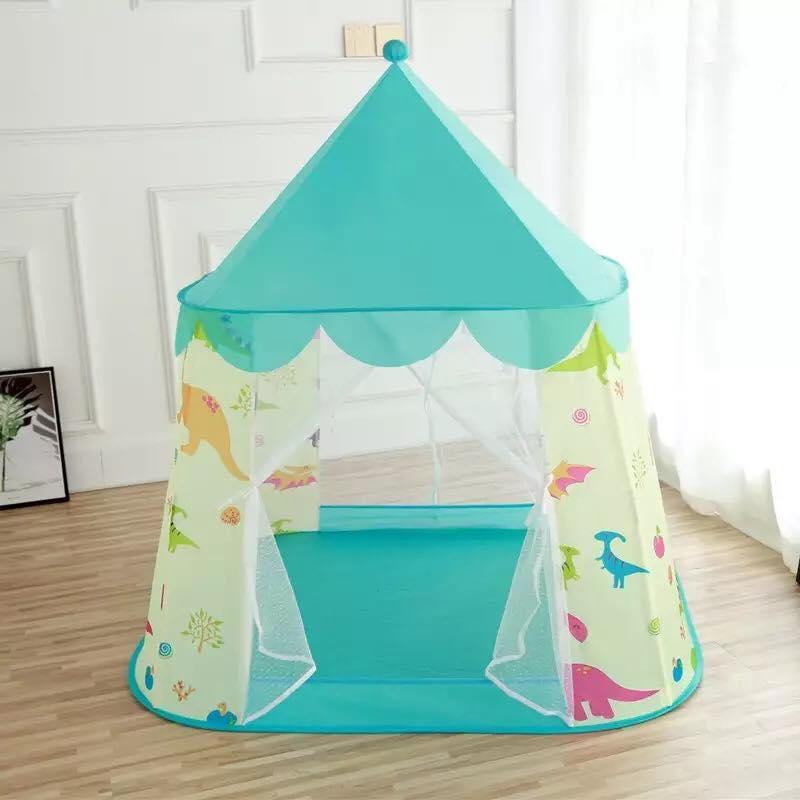 Lều công chúa hoàng tử họa tiết nhiều hình cho bé | HÀNG MỚI