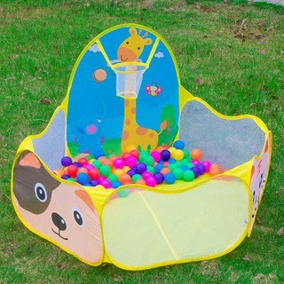 【Hot Sale🔥】Baby Outdoor Toys Shoot Pond Early Education Ball Pool