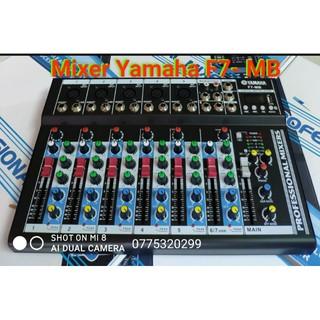 BÀN MIXER YAMAHA F7 USB BLUETOOTH