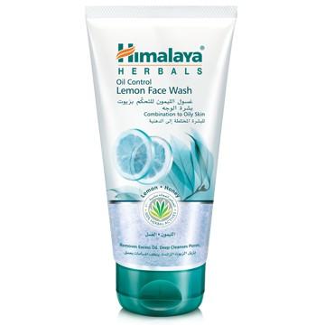 Sửa rửa mặt kiểm soát da dầu tinh chất chanh Himalaya - Oil Control Lemon  Face Wash 50 đến 150 ml | Shopee Việt Nam