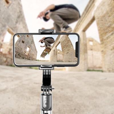 Bộ ổn định điện thoại di động chụp ảnh tự sướng cực video quay video vlog tạo tác đa chức...