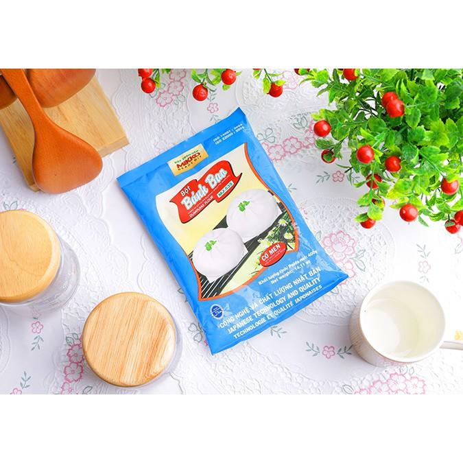 Bột Bánh Bao trộn sẵn Mikko 1kg