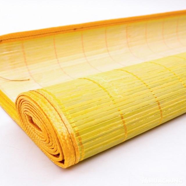 Chiếu Tây Bắc 1m hàng Việt Nam chất lượng cao chiếu vàng do cây trúc già Viết Nam chắc chắn [ 122 KG