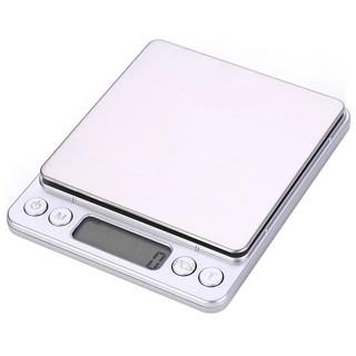 Cân tiểu ly điện tử mini cao cấp I-2000: Cân 1Kg, cân được số lẻ 0,1gr