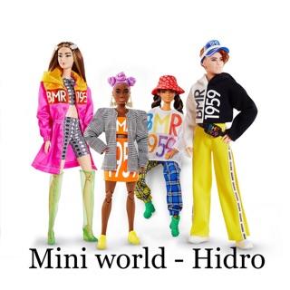 Búp bê Bmr1959 phiên bản2020. Búp bê Barbie chính hãng. Búp bê Ken chính hãng thumbnail