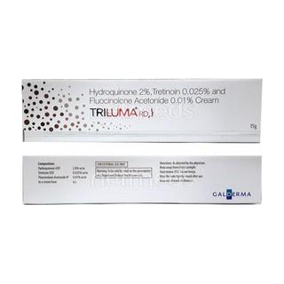 Kem thâm, nám 3 thành phần Tretinoin-Hydroquinon-Fluocinolone – Triluma