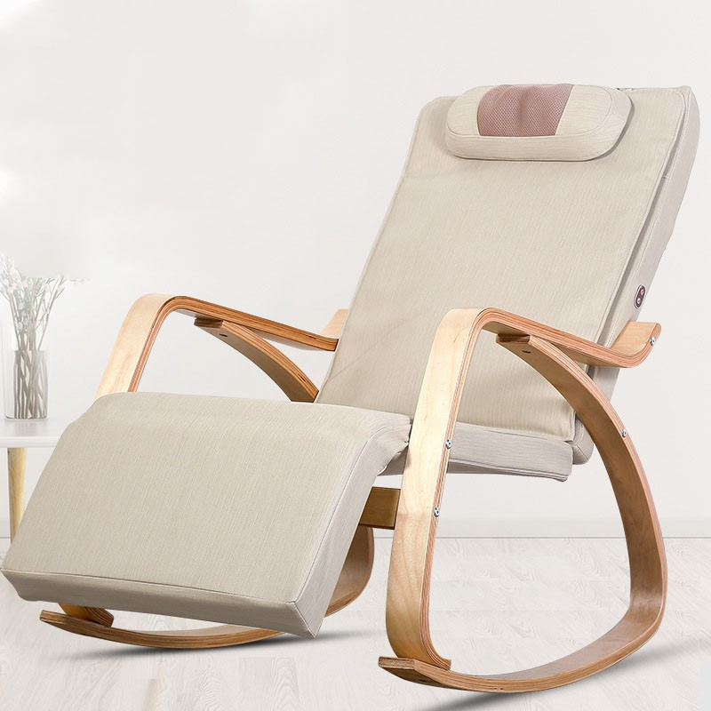 Ghế Thư Giãn Bập Bênh Poang Massage Chair 1