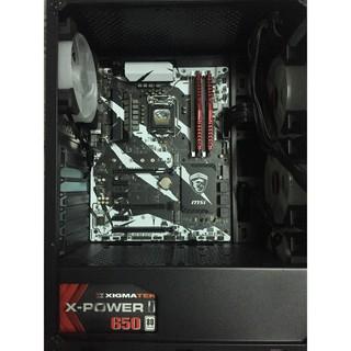 Main B250 MSI Krait Gaming mod sẵn i3 9100f (tặng ram 8gb)