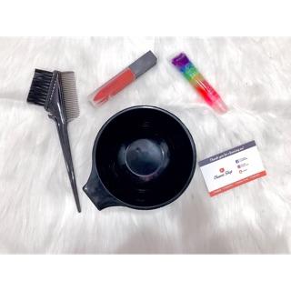 Chén lược nhuộm tóc – Dụng cụ nhuộm tóc