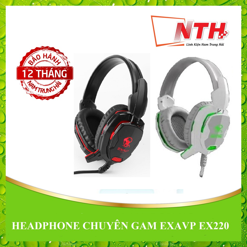 [NTH] TAI NGHE LED CHUYÊN GAME EX220