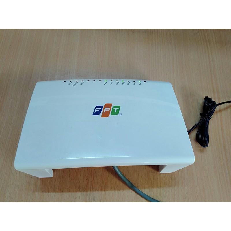 Modem Phát Wifi Quang F.P.T G-97RG3 , 3 Râu Ngầm , 4 Cổng LAN ,Sóng Khỏe.