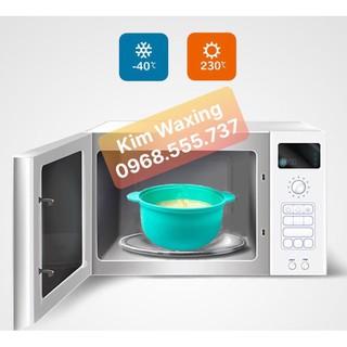 Ca nấu sáp silicon siêu chịu nhiệt dễ dàng làm sạch