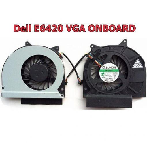 Quạt laptop Dell Latitude E6430 (Onboard) (VGA) máy có vga rời