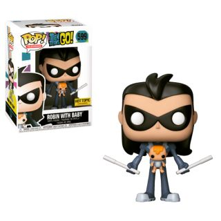 Funko Pop! Robin with baby