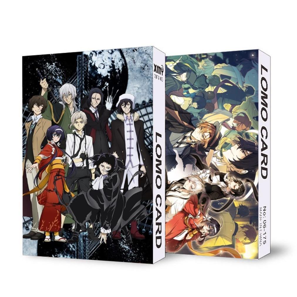 ( không kèm hộp ) Hộp ảnh lomo in hình TEN COUNT anime chibi 30 tấm