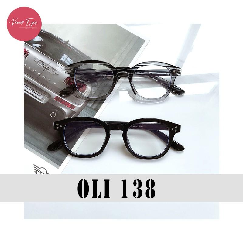[RẺ VÔ ĐỊCH] [HÀNG CÓ SẴN] Kính mát thời trang Hàn Quốc Oli 138