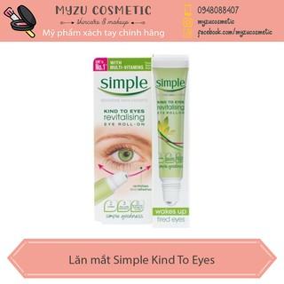 Lăn mắt Simple Kind To Eyes