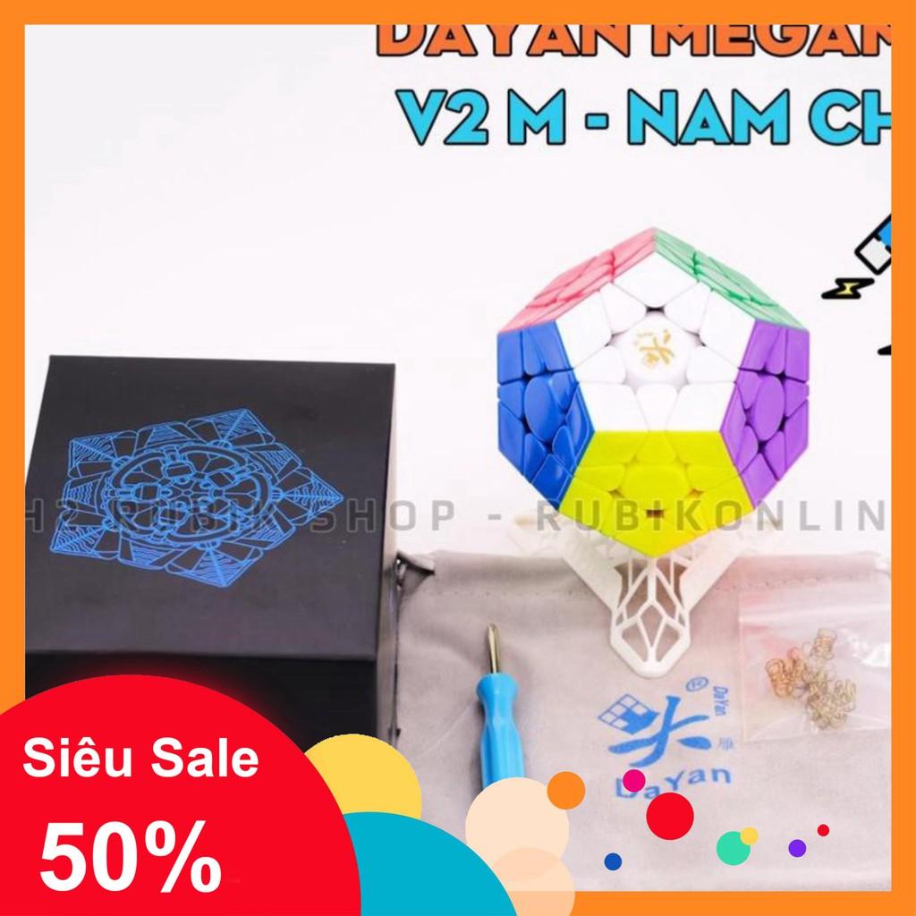 [Toy World] Rubik 12 mặt DaYan Megaminx V2 M Có nam châm sẵn Rubik lục giác ngũ giác tốt nhất thế giới