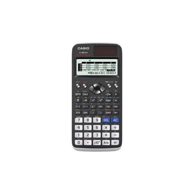 Casio เครื่องคิดเลขวิทยาศาสตร์ รุ่น fx-991EX