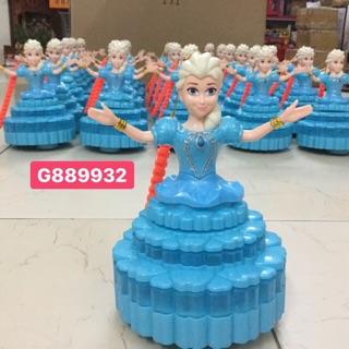 Lồng đèn Elsa xoay