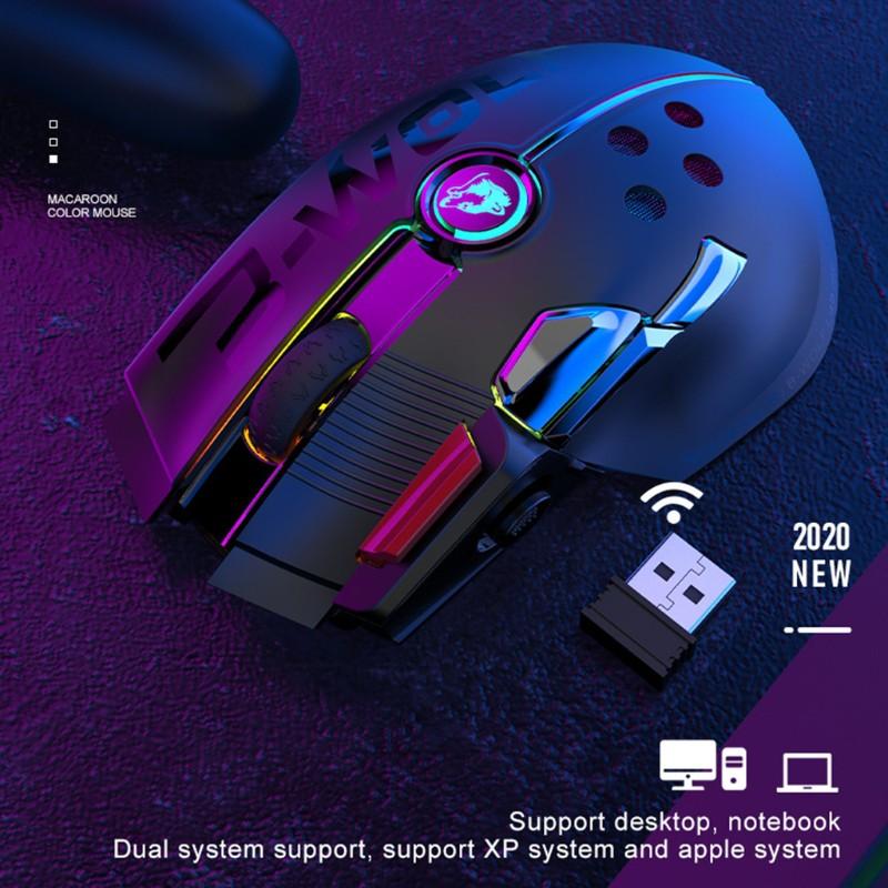 Chuột Gaming X6 Không Dây 12000 Dpi