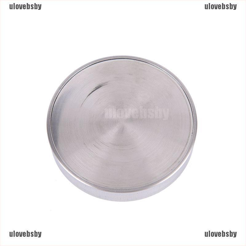 【ulovebsby】1pc 60mm metal stainless steel portable compass student outdoor spo