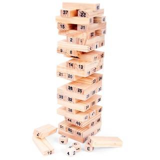 [HOT] Combo 4 bộ đồ chơi rút dỗ mini 54 thanh gỗ cao cấp – SIÊU CHẤT LƯỢNG