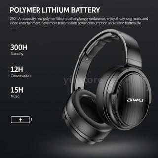 Tai Nghe Không Dây AWEI A780BL - Kết Nối Bluetooth V5.0