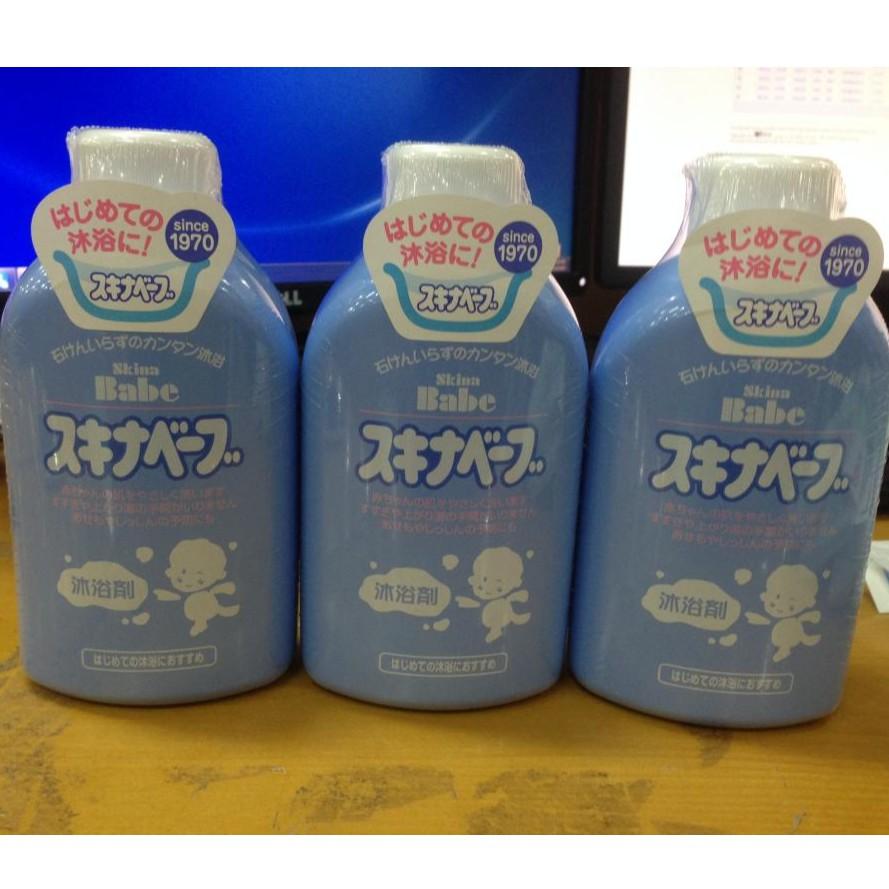 Sữa Tắm Trị Rôm Sẩy Cho Bé Skina Babe Nhật Bản 500ml - 3571479 , 1242978513 , 322_1242978513 , 730000 , Sua-Tam-Tri-Rom-Say-Cho-Be-Skina-Babe-Nhat-Ban-500ml-322_1242978513 , shopee.vn , Sữa Tắm Trị Rôm Sẩy Cho Bé Skina Babe Nhật Bản 500ml