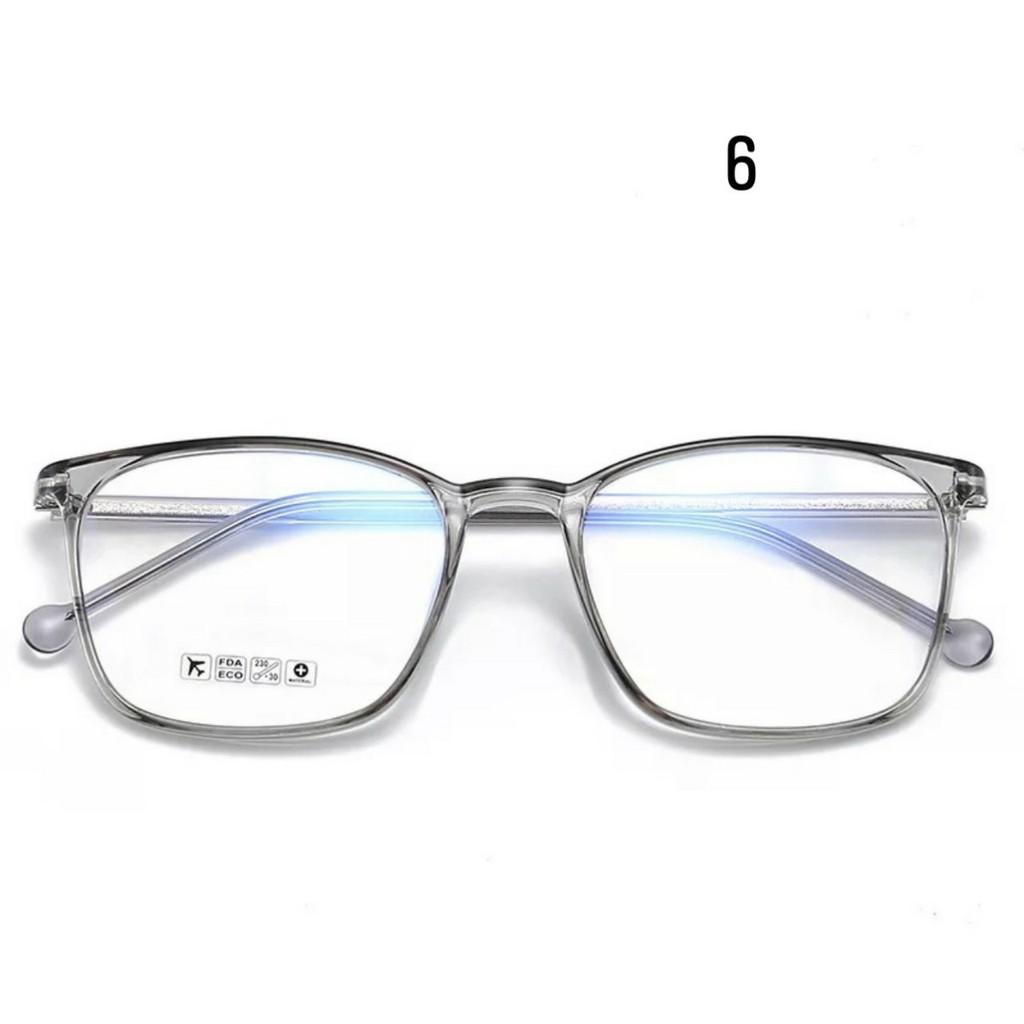 Kính Mắt Chống Ánh Sáng Xanh, UV kiểu Dáng Thời Trang Cho Nam Nữ Nhiều Màu