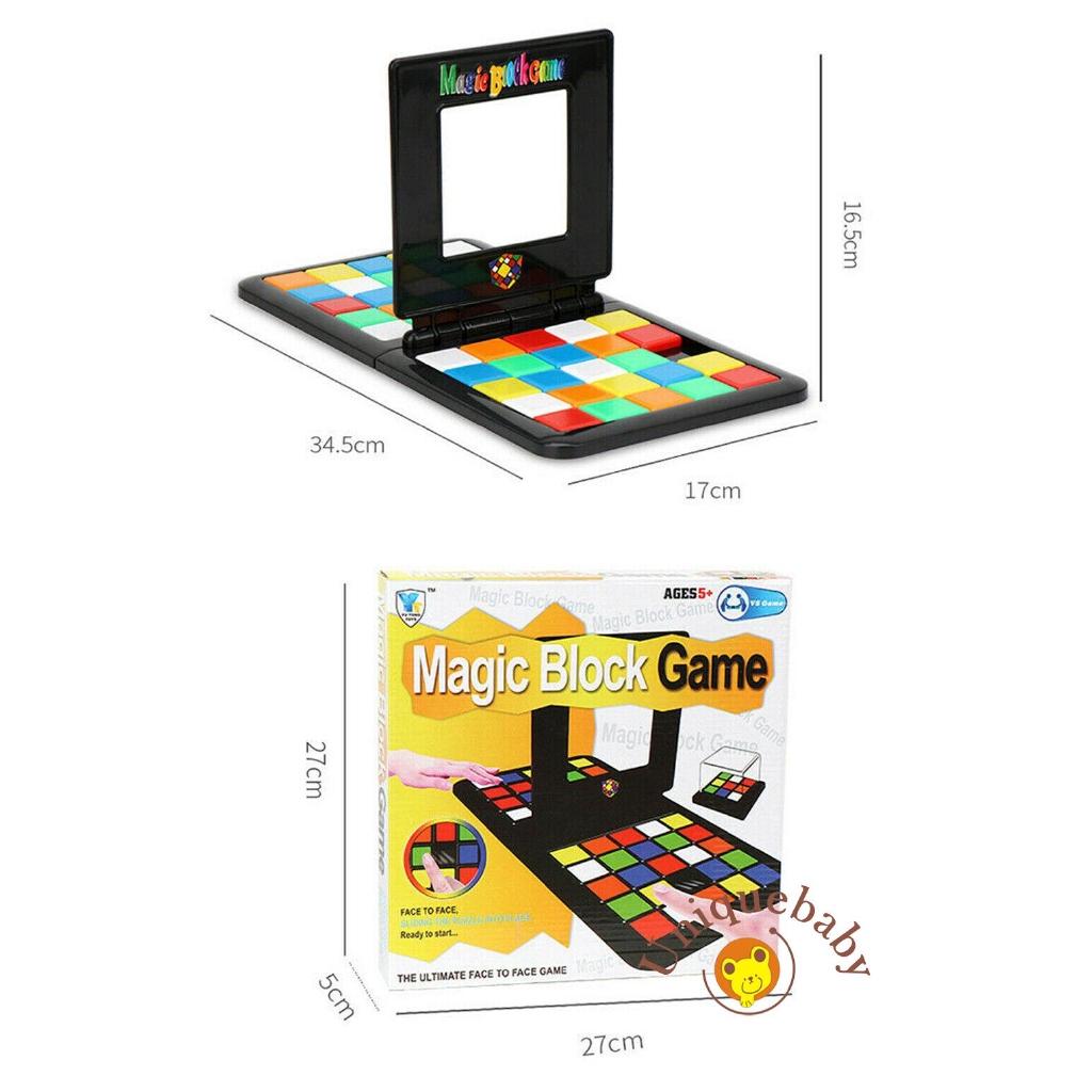 ☀UniMagic Block Game