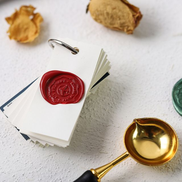 Hộp sáp seal wax trang trí thiệp