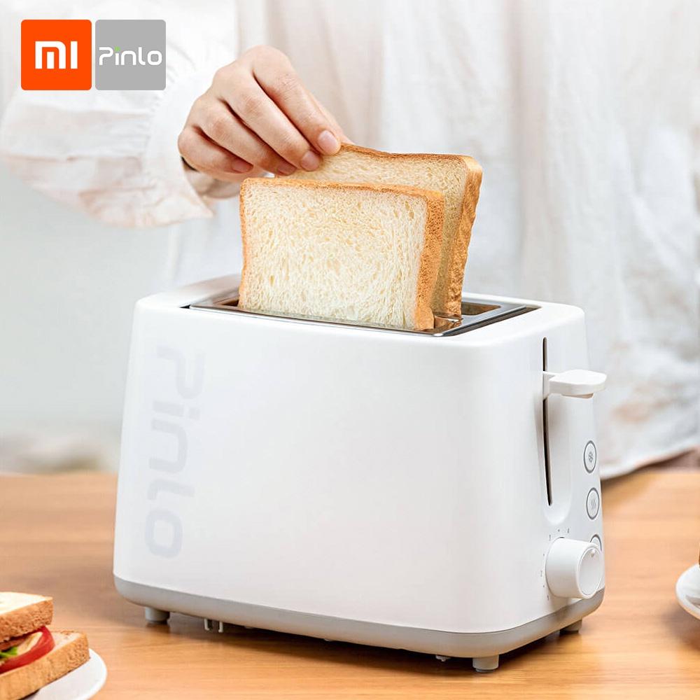 Máy Nướng Bánh Mì Sandwich 6 Lần 750w 220v