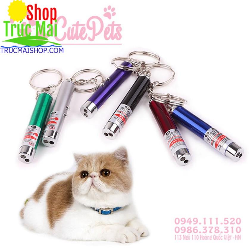 🔦 Đồ chơi Đèn Lazer cho mèo - CutePets Phụ kiện thú cưng