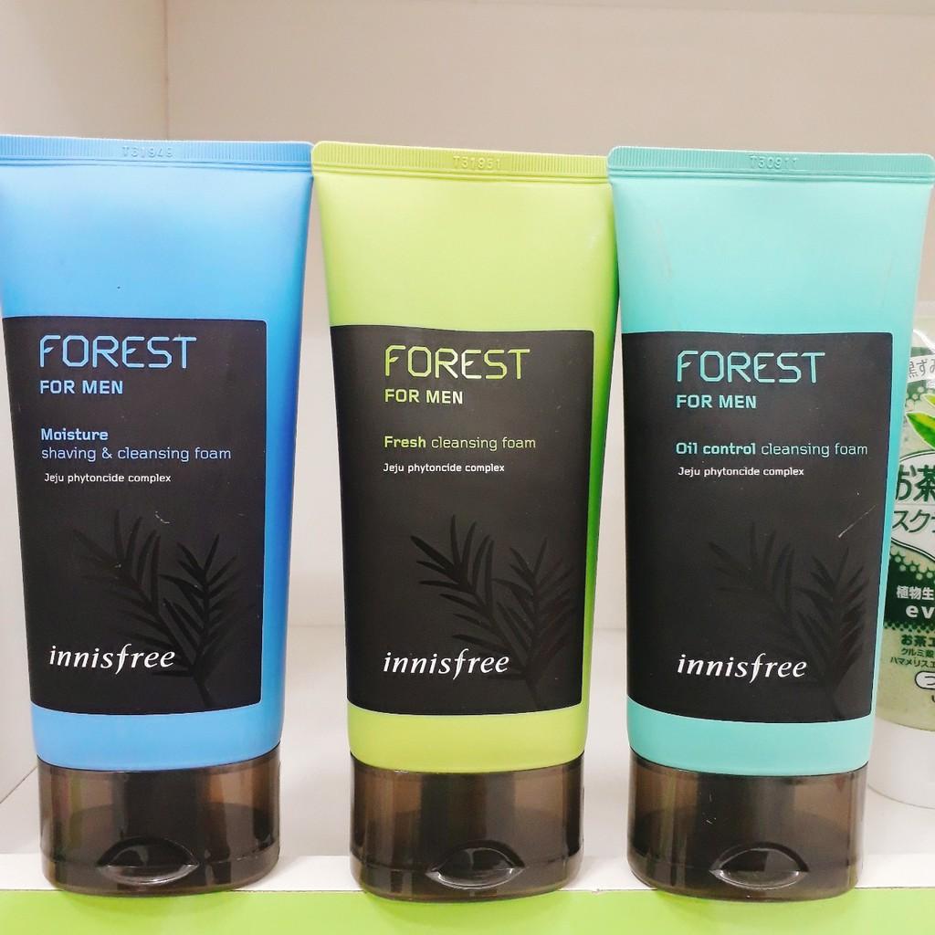 [BÁN SỈ] SỮA RỬA MẶT CHO NAM INNISFREE FOREST FOR MEN CLEANSING FOAM - 3085625 , 861375682 , 322_861375682 , 175000 , BAN-SI-SUA-RUA-MAT-CHO-NAM-INNISFREE-FOREST-FOR-MEN-CLEANSING-FOAM-322_861375682 , shopee.vn , [BÁN SỈ] SỮA RỬA MẶT CHO NAM INNISFREE FOREST FOR MEN CLEANSING FOAM