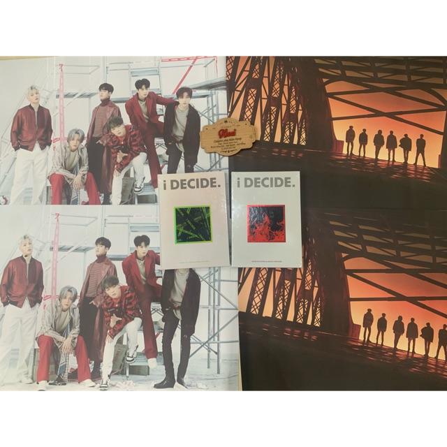 Mini Album IKON Vol.3 I DECIDE