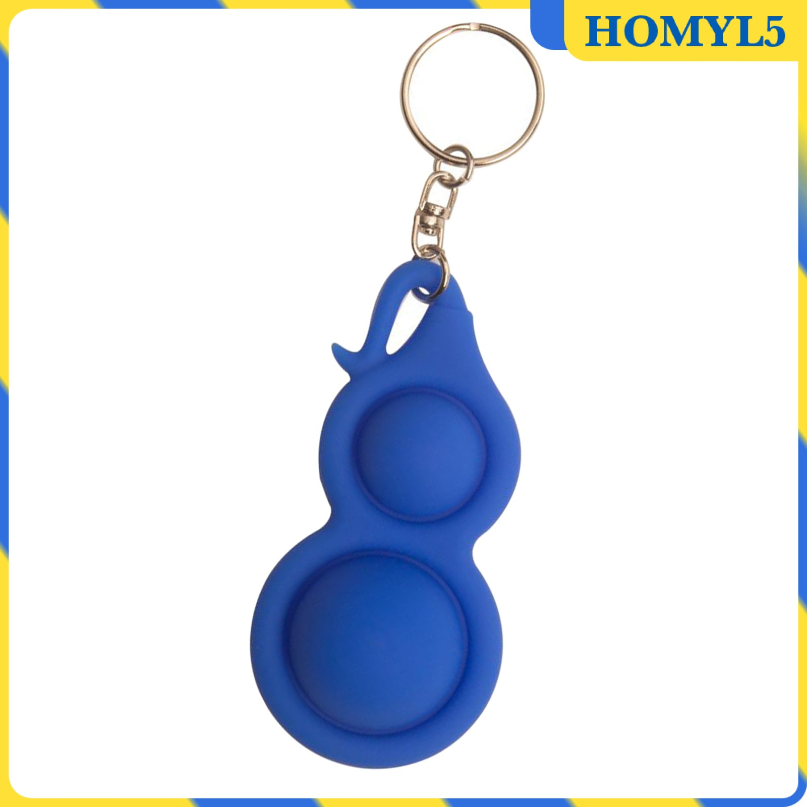 Simple Educational Stress Relief Toys with Key Ring for Kids Adult