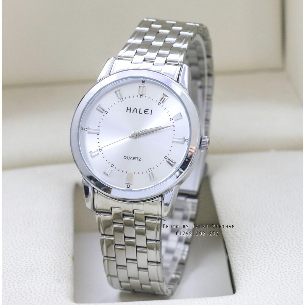 Đồng hồ nam HALEI 502 chống nước dây trắng - 3507177 , 1228002659 , 322_1228002659 , 250000 , Dong-ho-nam-HALEI-502-chong-nuoc-day-trang-322_1228002659 , shopee.vn , Đồng hồ nam HALEI 502 chống nước dây trắng