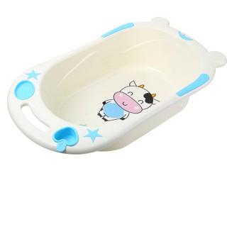 [sale]Chậu tắm cho bé (tặng chậu rửa mặt bò sữa)