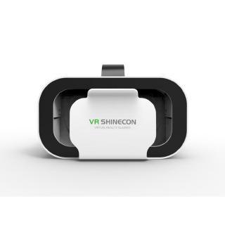 Bộ Kính Thực Tế Ảo 3d Vr Shinecon Box 5 Mini Cho Google Cardboard Smartp