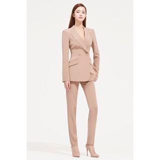 Set vest Nude sang trọng New Collection - Exquisite Veston - Scarlet LightBrown Set BY AUGUST DESIGN thumbnail