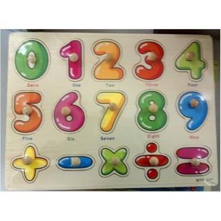 CHÍNH HÃNG – Bảng học toán 10 số cộng trừ nhân chia 009 _HL nhập