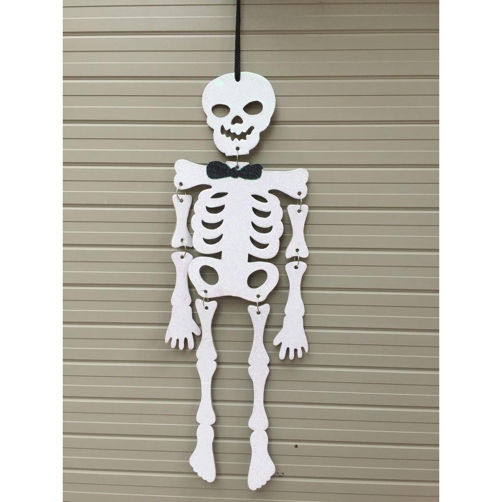 Bộ xương trang trí Halloween ( cao 49 cm) màu trắng - 3337165 , 580547100 , 322_580547100 , 65000 , Bo-xuong-trang-tri-Halloween-cao-49-cm-mau-trang-322_580547100 , shopee.vn , Bộ xương trang trí Halloween ( cao 49 cm) màu trắng